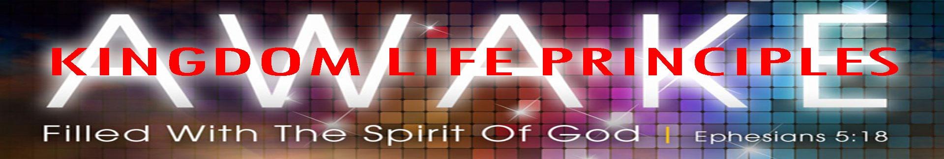 Kingdom Life Principles